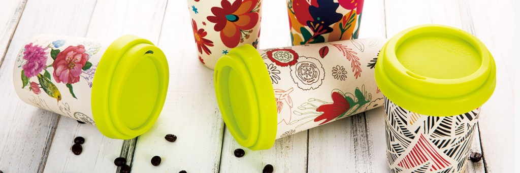 Biodegradable Eco Bamboo Fiber Cups