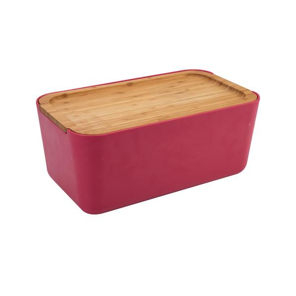 Eco-friendly Bamboo Fibre Bread Storage Bin