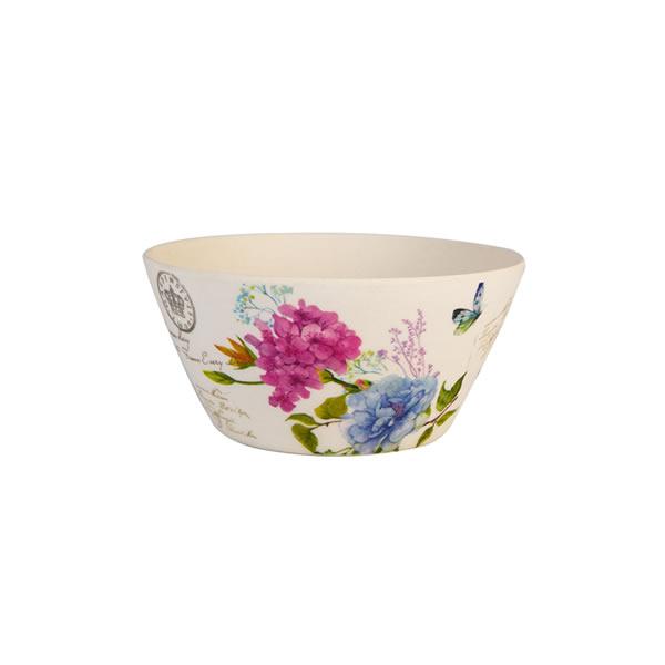 Bamboo Fiber Dinner Bowl