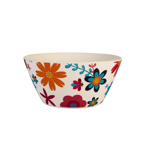 Bamboo Fiber Dinnerware Bowl
