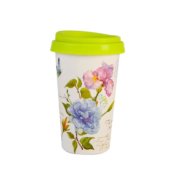 Bamboo Fiber Drinkware Coffee Cup 6301