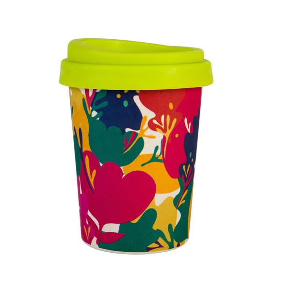 Bamboo Fiber Food Grade Coffee Cup K28502M#6501