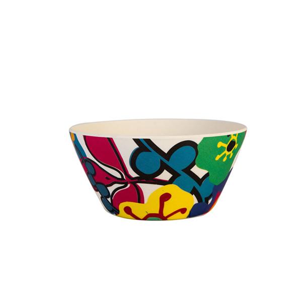 Bamboo Fiber Fruit Bowl