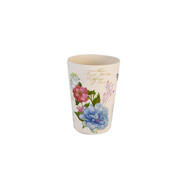 Eco-friendly Reusable Biodegradable Bamboo Fiber Cup K28501 # 6301