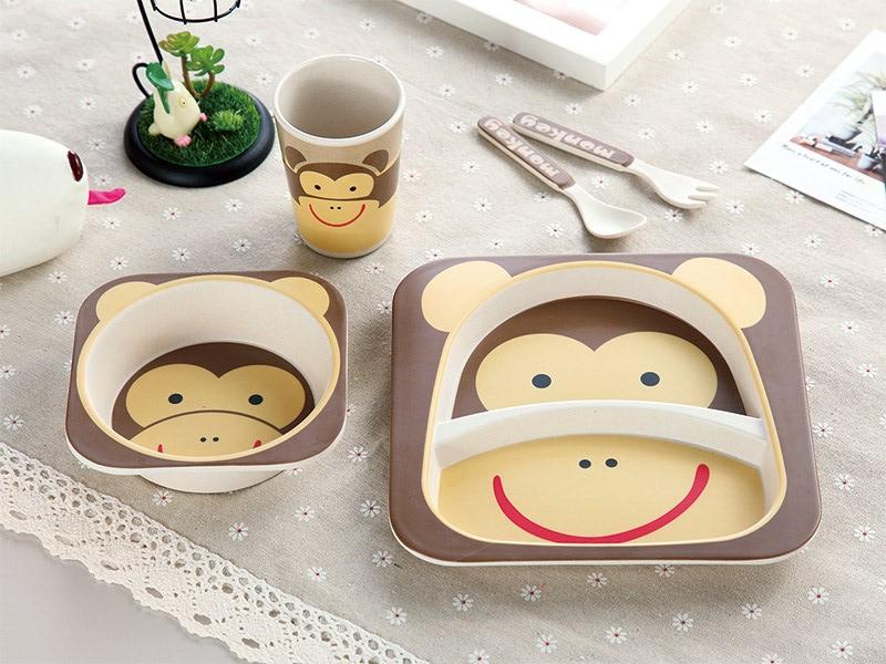 bamboo baby dinnerware supplier