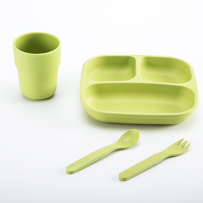 bamboo fiber dinnerware supplier
